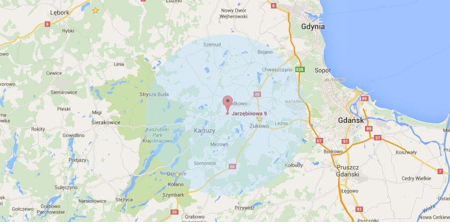 mapa_dowoz